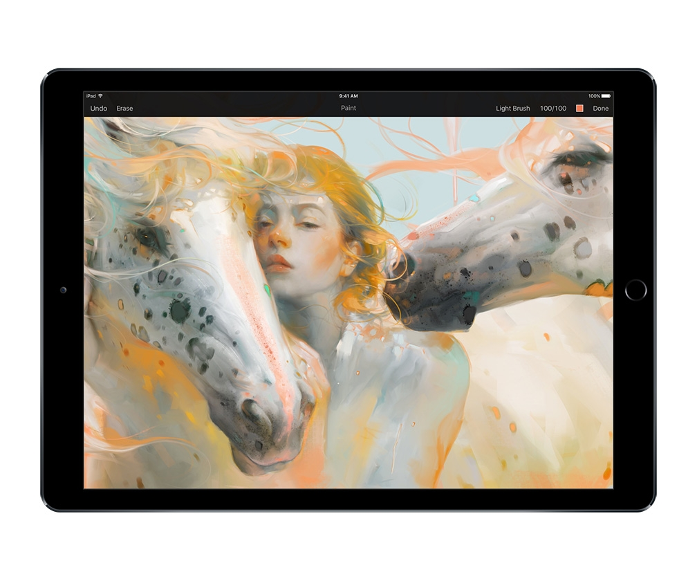 Pixelmator 2.2 is here with support for the iPad Pro, Apple Pencil and 3D Touch