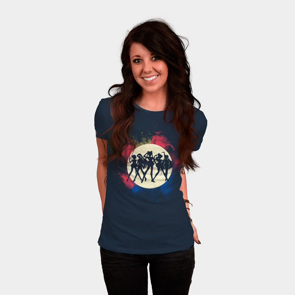 Swatches Girls Youth Graphic T Shirt Design By Humans
