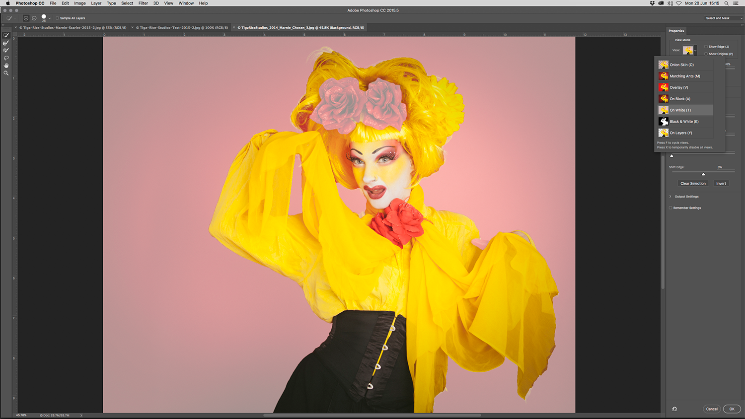 Photoshop tutorial: How to use the new Select and Mask tools