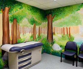 These Artists Transform Hospitals from Clinical to Creative Spaces