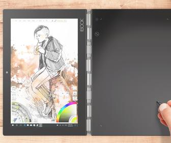 Lenovo's beautiful tablet/laptop hybrid also captures what you draw on paper