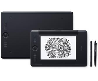 Wacom has a new Intuos Pro tablet - and there's a Paper Edition you can really draw on