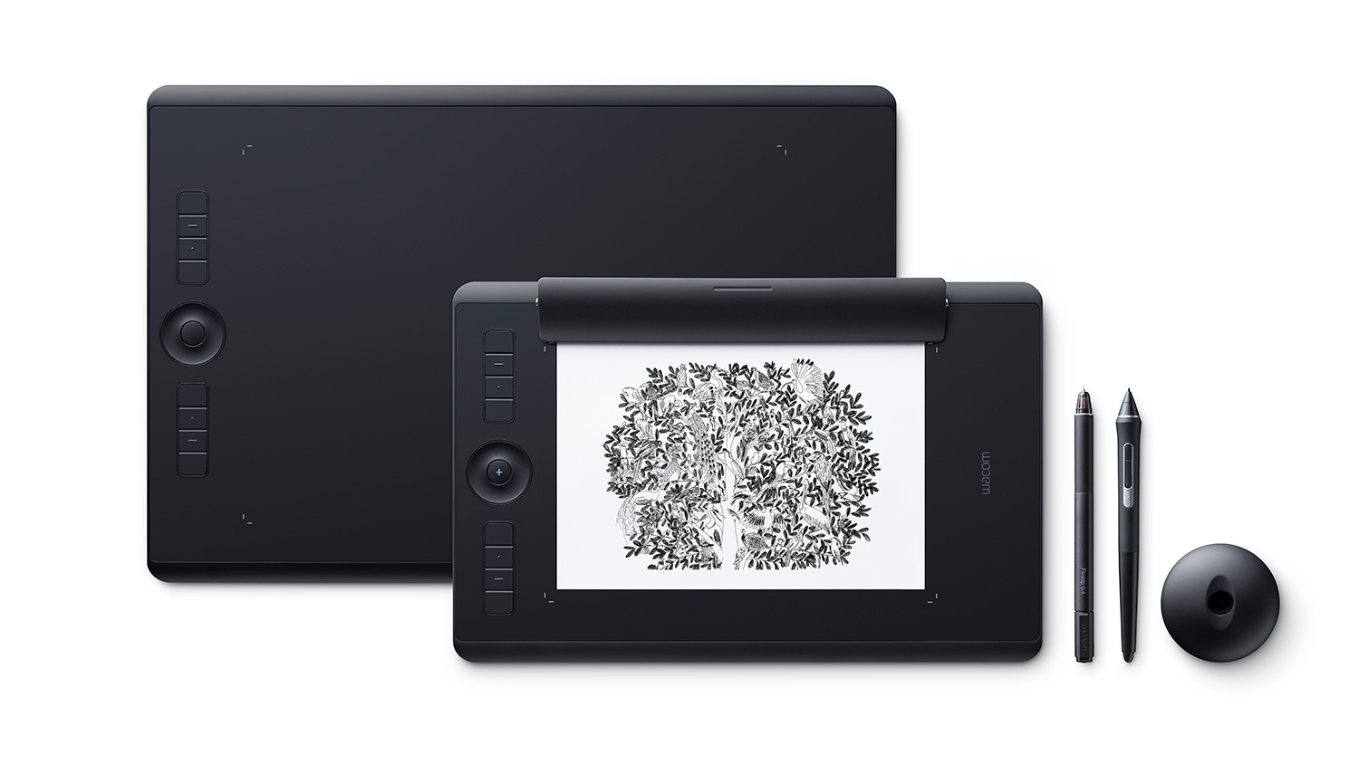 Wacom has a new Intuos Pro tablet - and there's a Paper