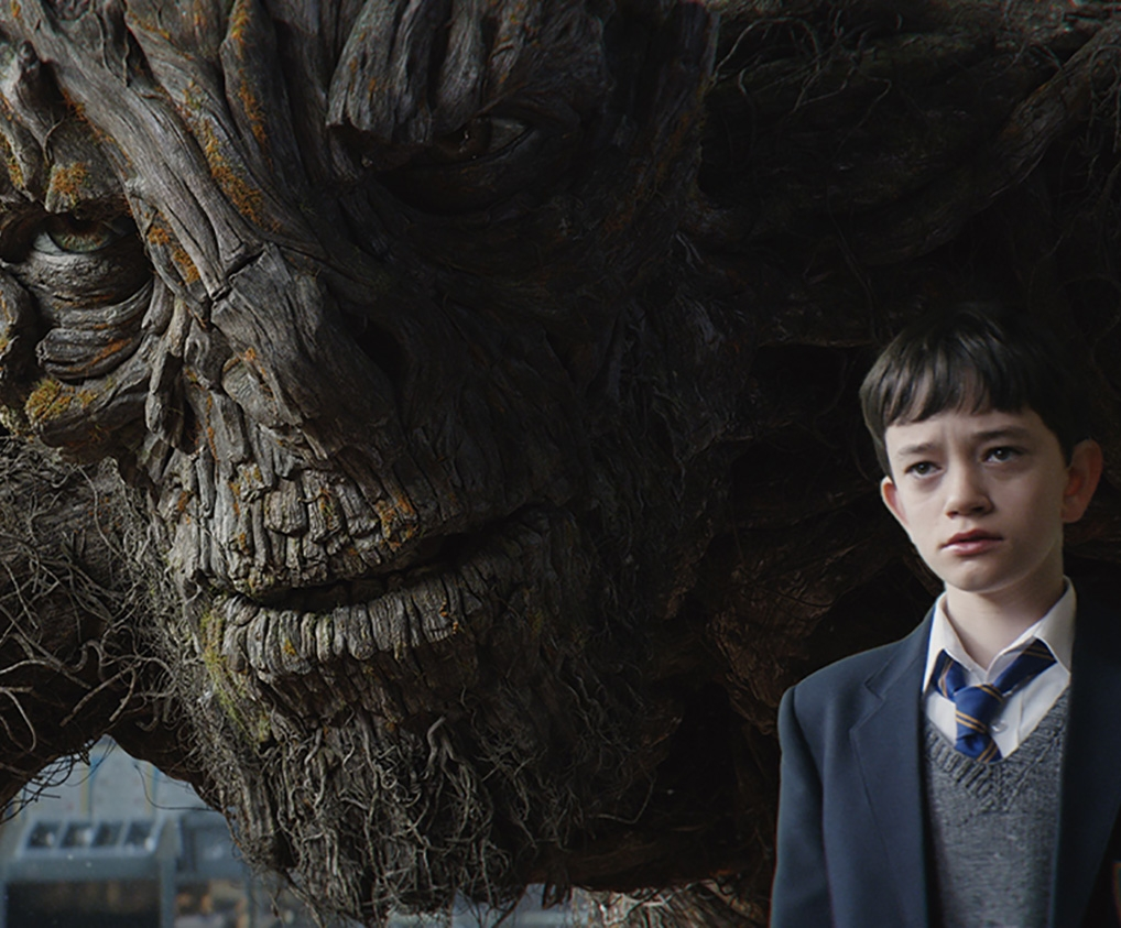 How MPC created the tree monster for A Monster Calls film