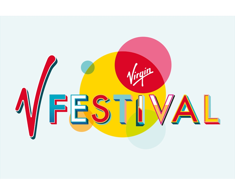 Interview: Form takes us inside the 'upbeat' new brand identity for V Festival