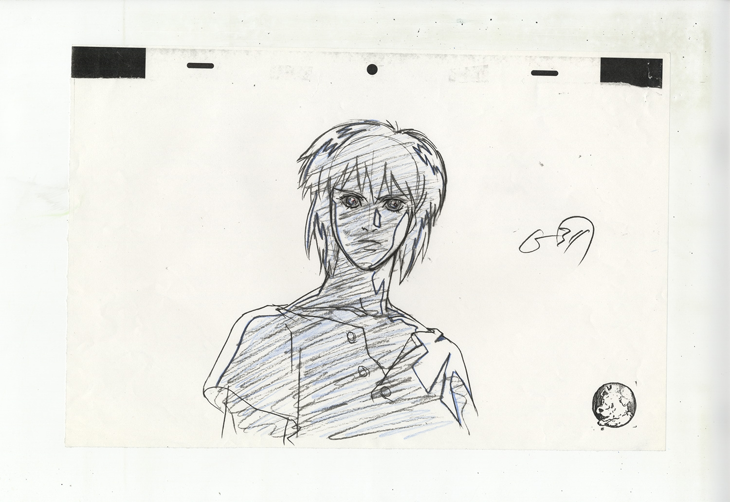 Concept Art From Original Ghost In The Shell Anime Innocence Patlabor Digital Arts