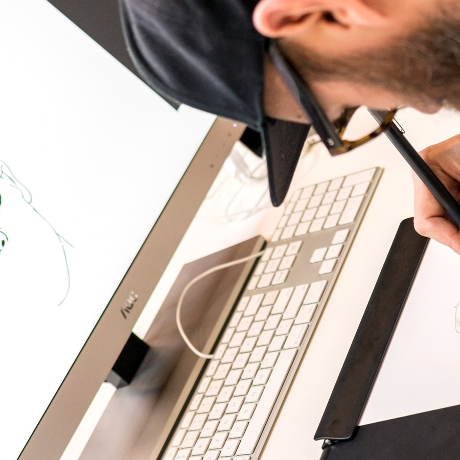 How Little White Lies Creative Director Designs And Illustrates With Wacom S New Tablet Digital Arts