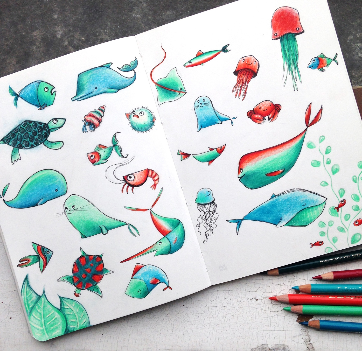 10 Tips For Drawing With Coloured Pencils Digital Arts