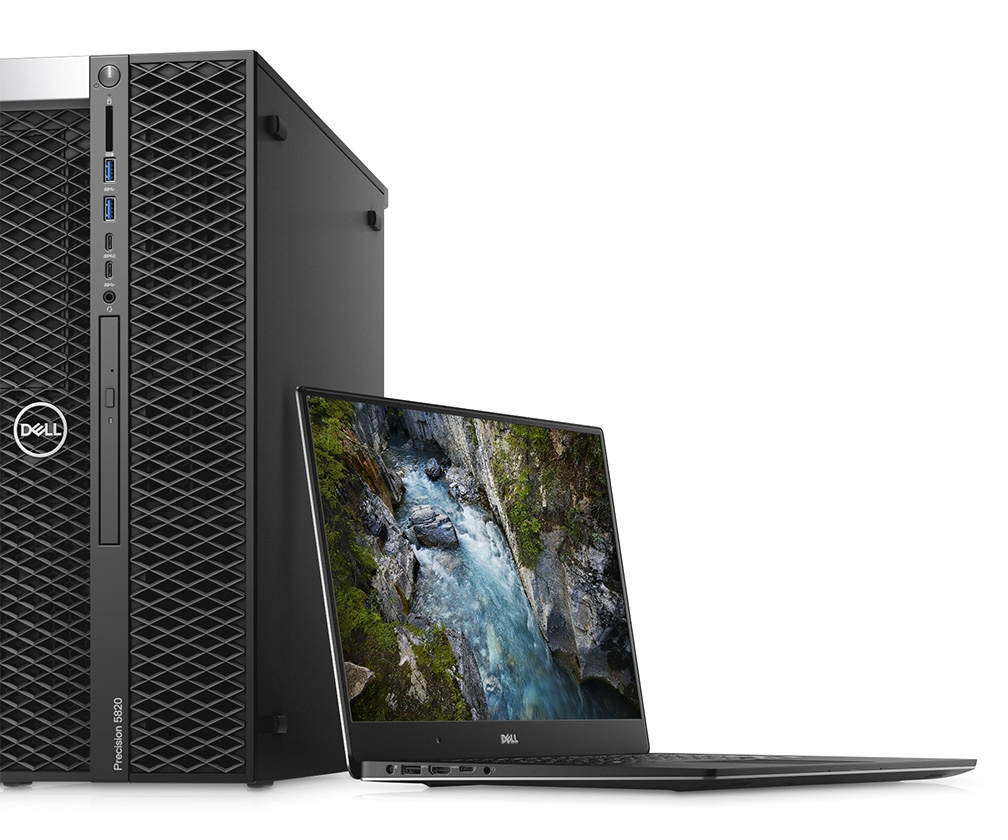 There's a limited edition version of Dell's super-powerful laptop for pro designers – and redesigned desktop workstations too