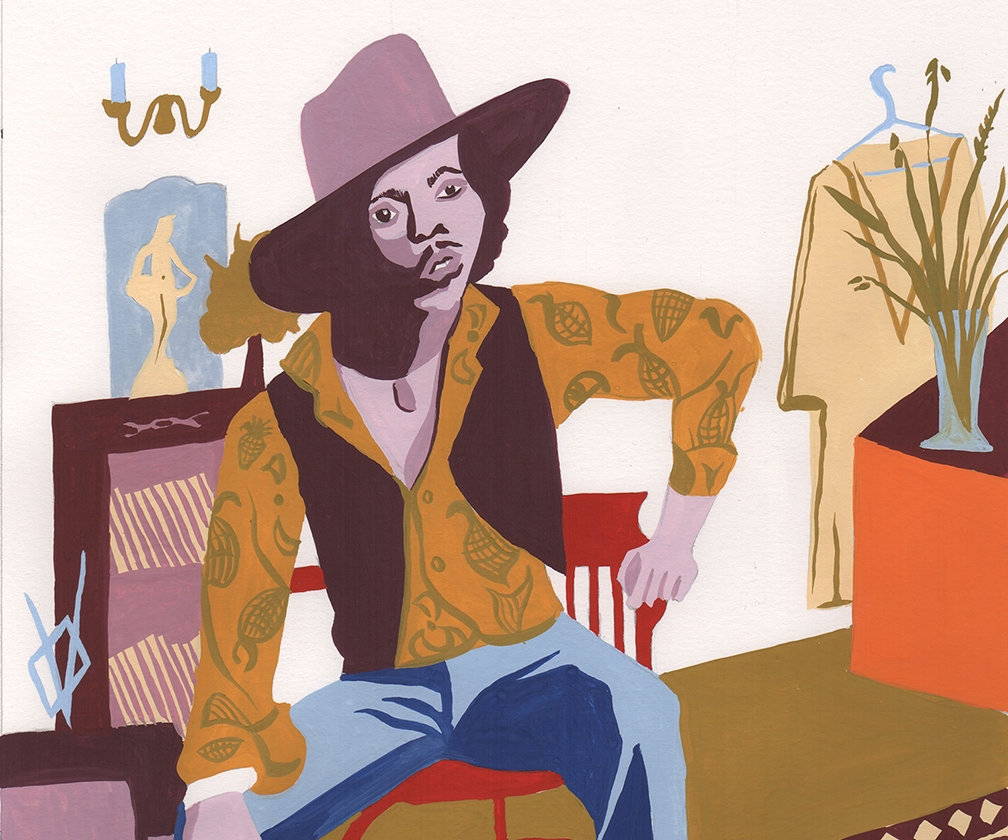Be inspired by fresh UK illustration talent from Drawn Chorus Collective
