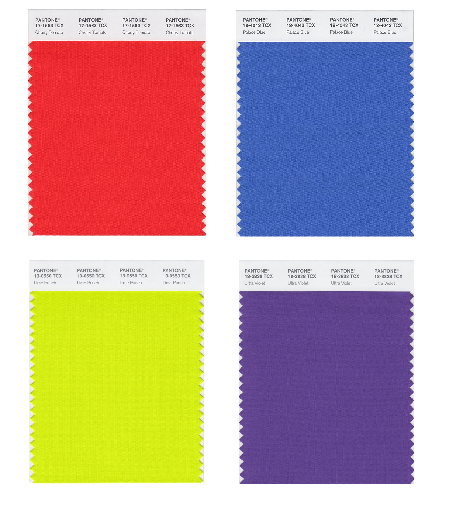 Discover Pantone's top 16 colours for Spring 2018 - Digital Arts