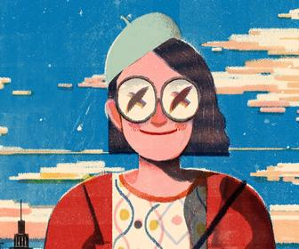 Be inspired by these fresh, talented under-30 graphic designers & illustrators