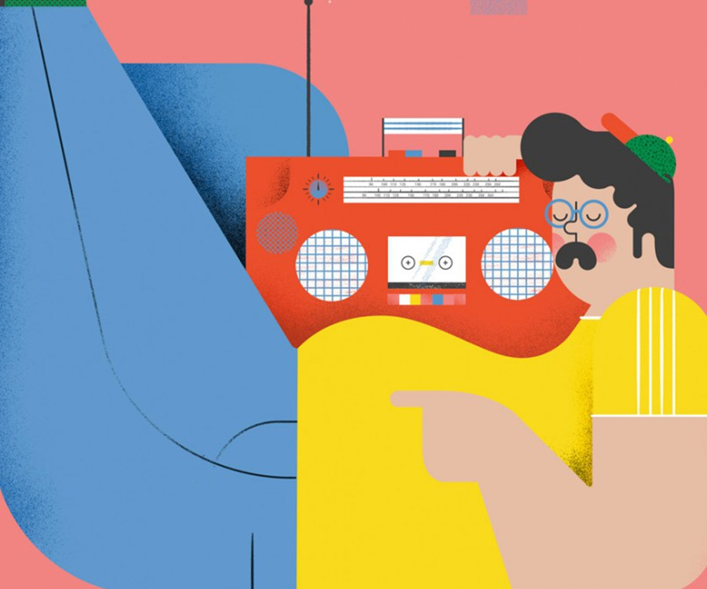 Spanish art director gone illustrator Antonio Uve on sketching guys with moustaches