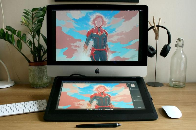 Affordable Wacom Cintiq alternative drawing tablets