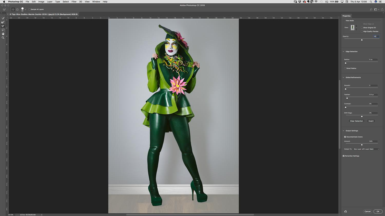 Photoshop tutorial: How to use the Select Subject tool in Photoshop