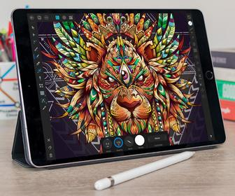 Affinity Designer is the First Professional-Level Vector Graphics and Art App for the iPad