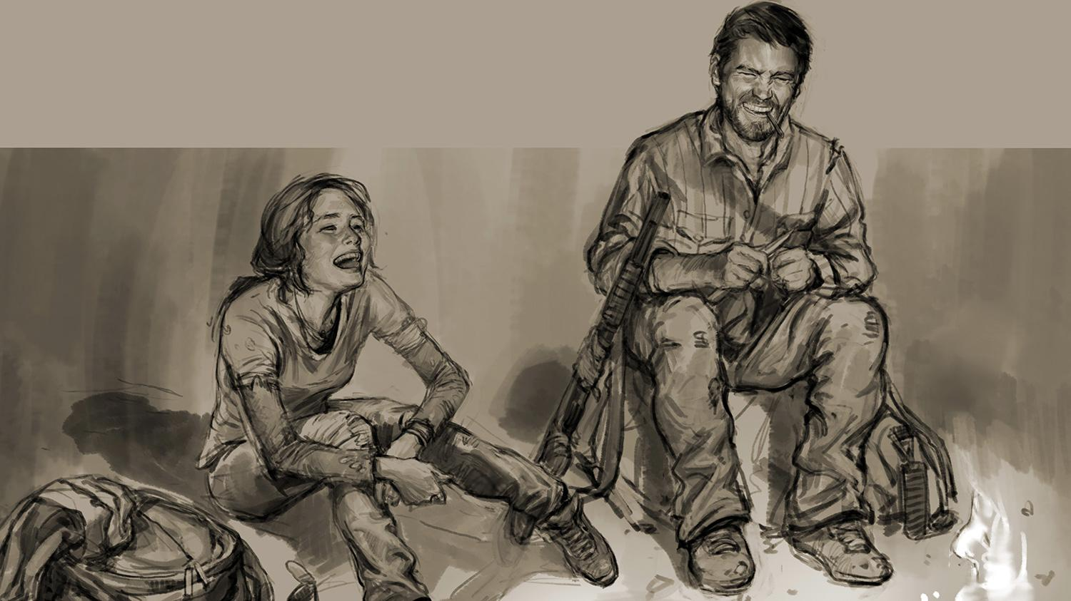 drawing game art See Concept Art From Groundbreaking Video Games Including