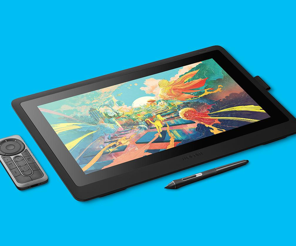 Wacom has launched a cheaper Cintiq