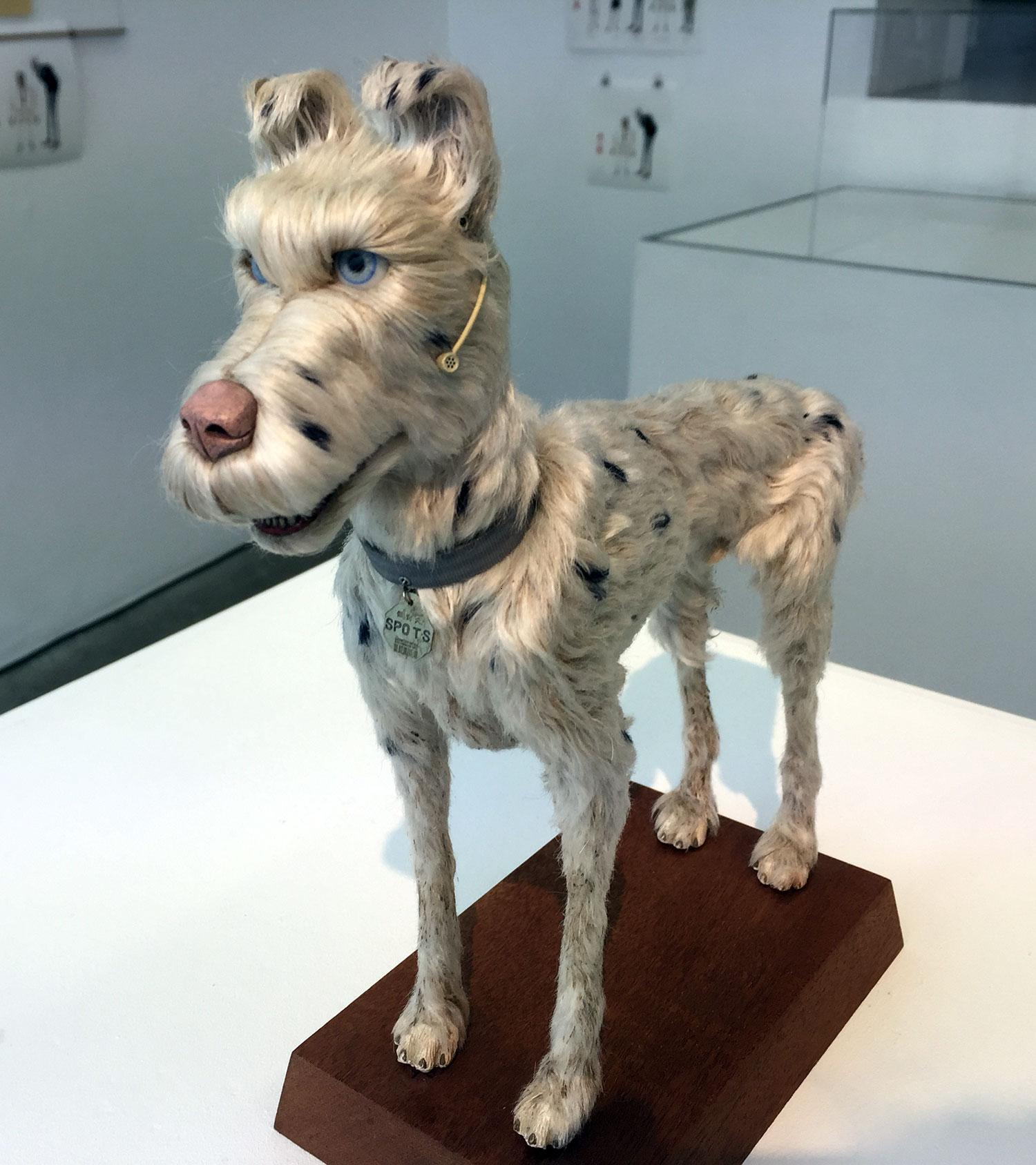 Explore The Art Behind Isle Of Dogs With Character Designer Felicie Haymoz Digital Arts