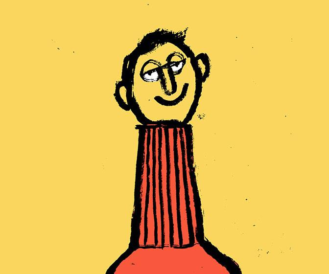 Cachete Jack, Jean Jullien and more make exclusive prints you can colour in for Camden Town Brewery