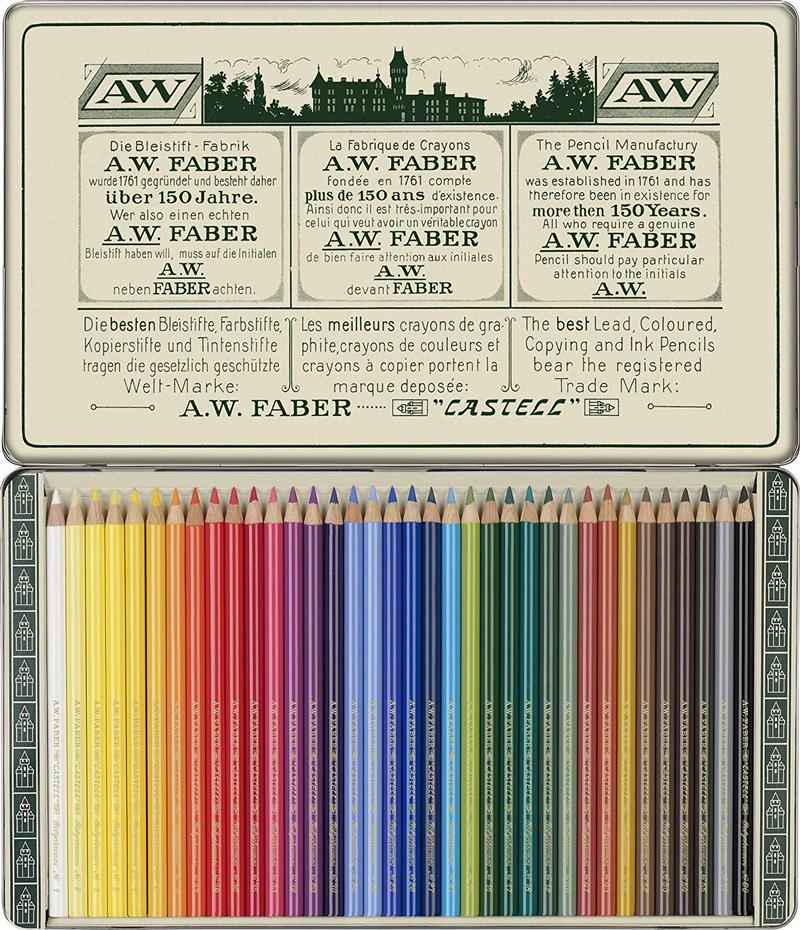 Faber-Castell 111th Anniversary