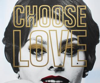 Rob Ryan, Morag Myerscough and other artists urge you to Choose Love