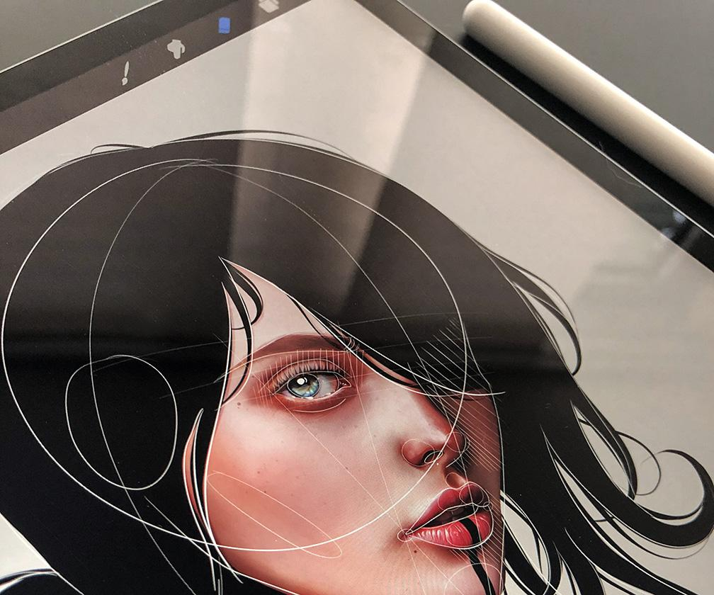 15 iPad art tips