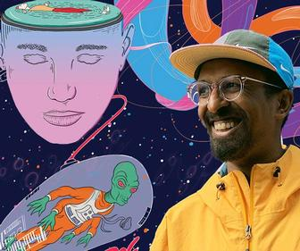 Murugiah: Musings on movies, Martians and Miles Morales from the young master