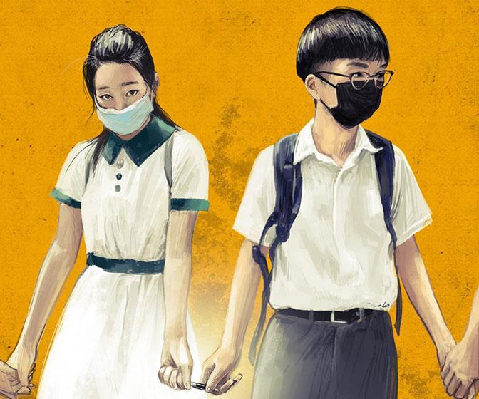 Hong Kong Protests: The most striking illustrations from the movement so far
