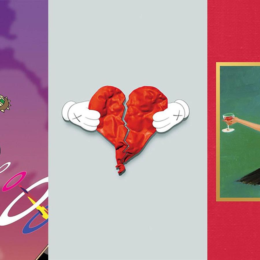 Kanye West Album Covers Ranked Which One Is King