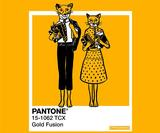 Your favourite movies reimagined as Pantone colours by artist The Samurai Bun